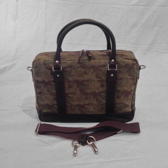 Camouflage Briefcase