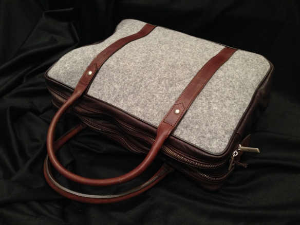 Loden Bag - Grey