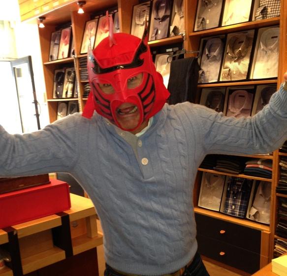 The Mask I