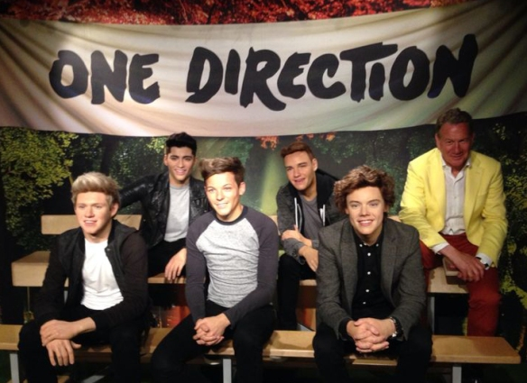 MP and One Direction
