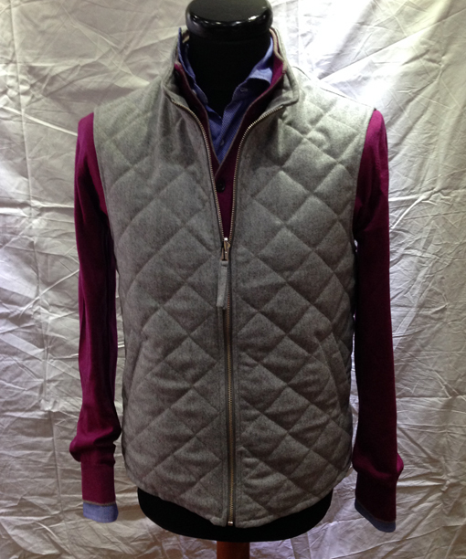 Light Grey Gilet