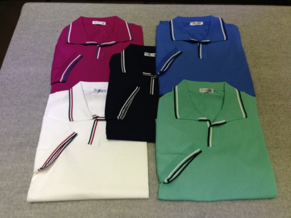 Cotton t-shirts with trim