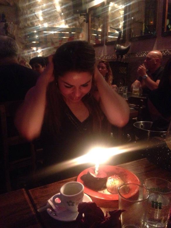 Birthday Girl Again
