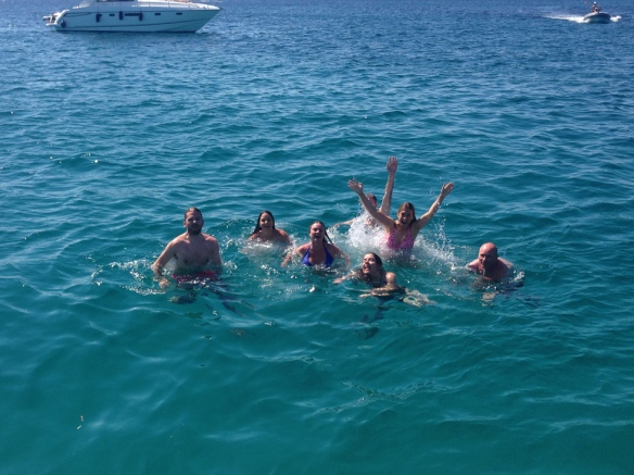Unsynchronised Swimming Squad