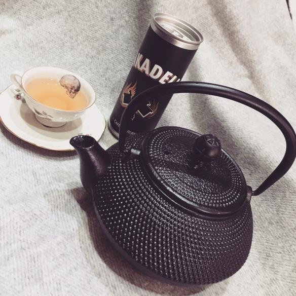 Inkadelic Tea