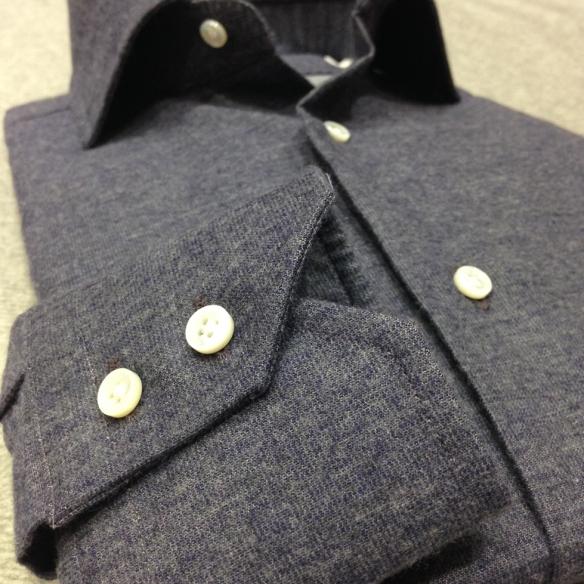 Denim coloured Jersey shirt