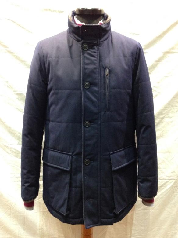 Microfibre 3/4 Coat