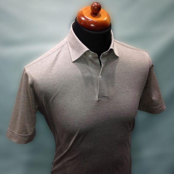 Made to Measure Polo Shirt - Various Colours and Knits available