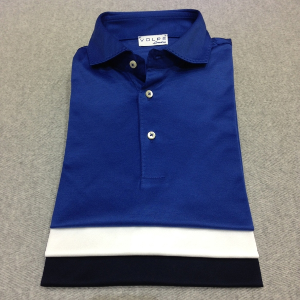 Mercerised cotton Polo Shirts £120