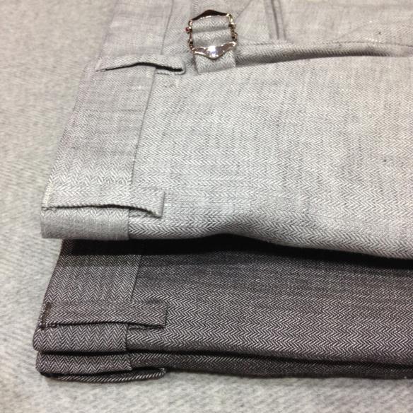 Linen Trousers £165