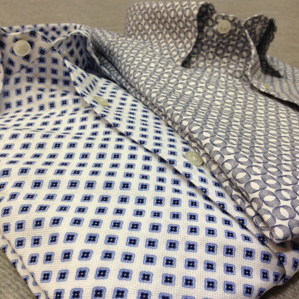 Patterned Cotton Shirts