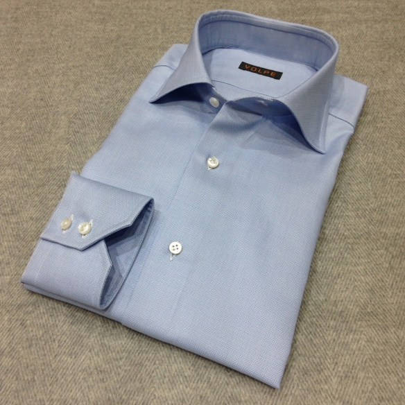 Blue Panama Shirt